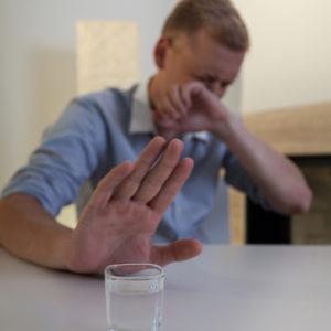 Отказ от алкоголя с помощью психолога